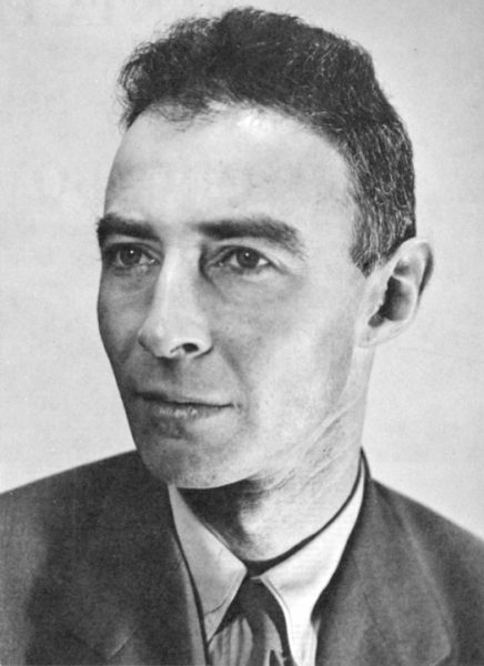 J. Robert Oppenheimer (1904-1967)