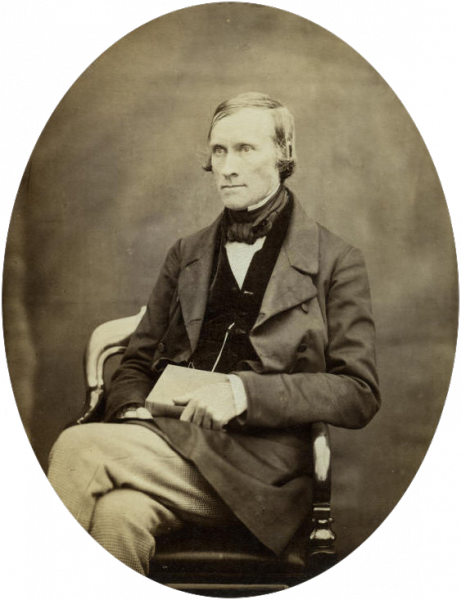 James David Forbes (1809-1868)