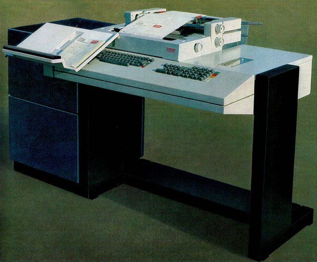System Nixdorf 820 (1968)