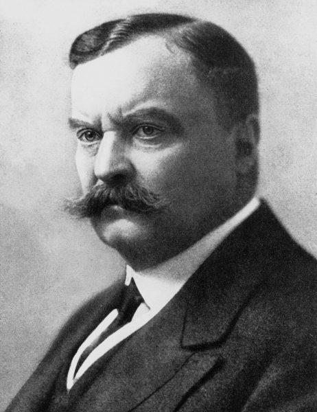 Sir David Bruce (1855–1931)