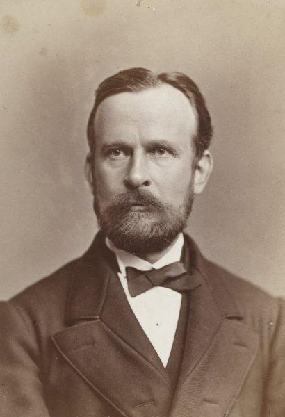 Ferdinand Freiherr von Richthofen (1833-1905)