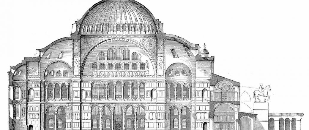 Hagia Sophia of Constantinople
