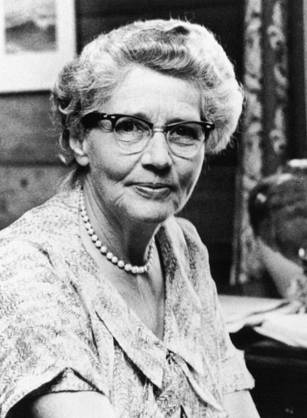 Helen B. Taussig, Helen Brooke Taussig (May 24, 1898 - May 20, 1986), American cardiologist who founded the field of pediatric cardiology. Photograph taken for the cover of Modern Medicine, January 21, 1963.