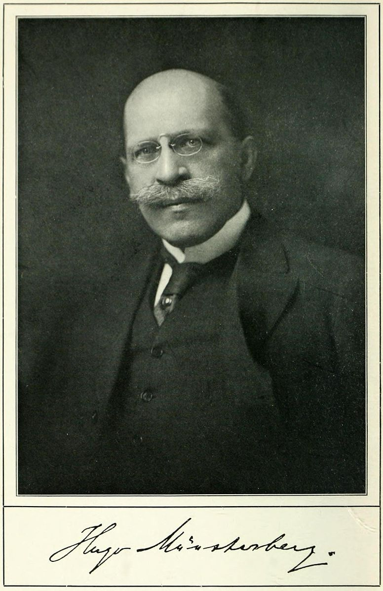 Hugo Münsterberg and Applied Psychology