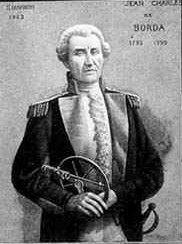 Jean-Charles de Borda (1733-1799)