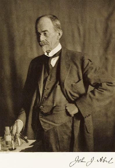 John Jacob Abel (19 May 1857 – 26 May 1938)