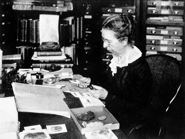 Mary Jane Rathbun (1860-1943)