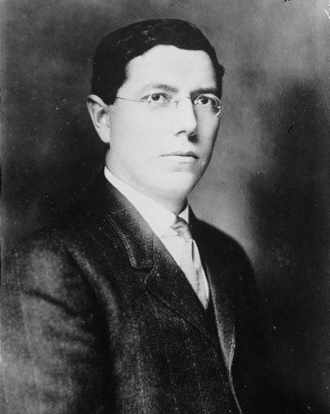 Raymond Pearl (1879 - 1940)