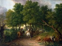 Thomas Gainsborough and the British Landscape School