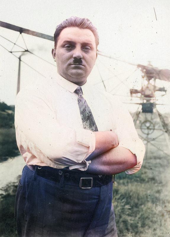 Engelbert Zaschka (1895-1955)