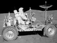 David Scott – the First Person to Drive on the Moon