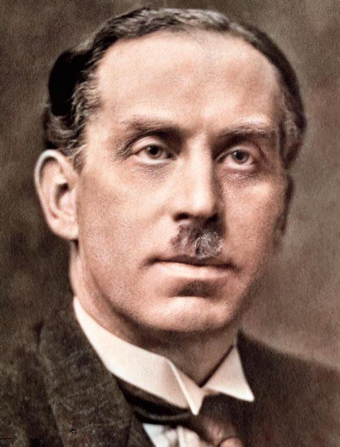 Charles Barkla (1877-1944)