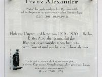 Franz Alexander and the Foundation of Psychosomatic Medicine