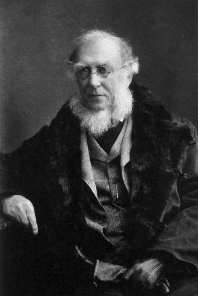 Sir Joseph Dalton Hooker OM, GCSI, CB, FRS (30 June 1817 – 10 December 1911)