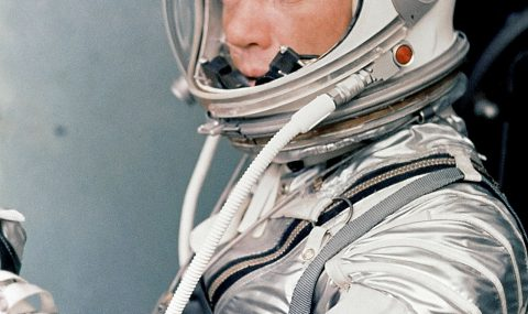 John Glenn – The First American to orbit the Earth