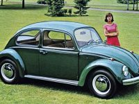 The Volkswagen Beetle – It's Ugly But It Gets You There