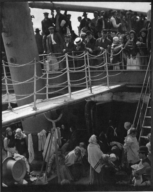 Alfred Stieglitz, The Steerage (1907)
