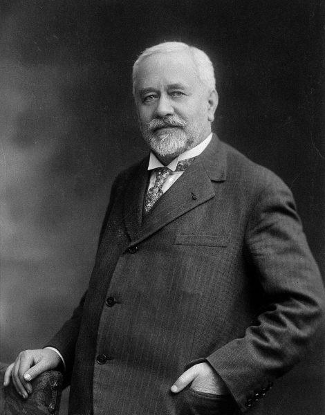 Albert Calmette (1863-1933)