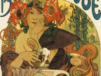 The Decorative Art of Alphonse Mucha