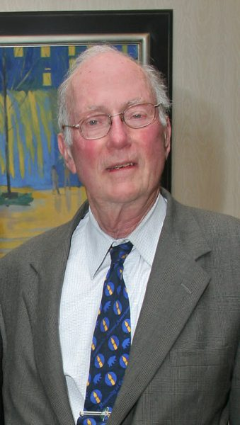 Charles Hard Towned (1915-2015)
