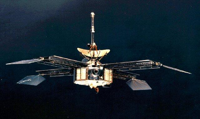 Mariner 4 space probe