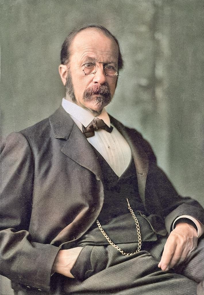 Wilhelm His (1831-1904)