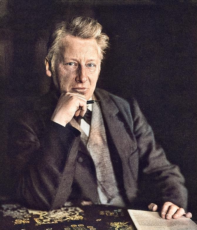 Jacobus Henricus van 't Hoff (1852-1911)