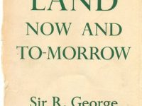 George Stapledon and Grassland Science