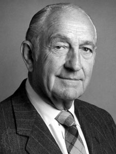 David Packard (September 7, 1912 – March 26, 1996)