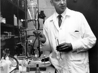 Severo Ochoa and the Biological Systhesis of RNA and DNA