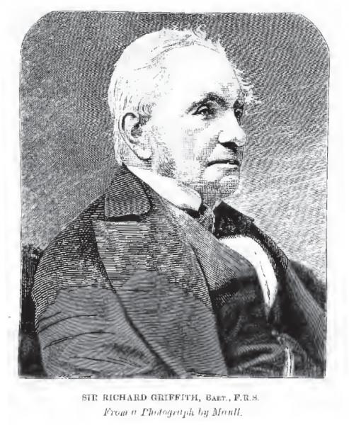 Sir Richard John Griffith (1784-1878)