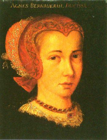 Agnes Bernauer (c. 1410 – 1435)
