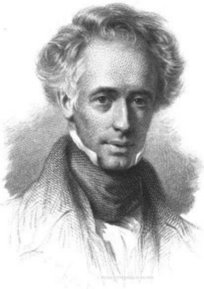 George Combe (21 October 1788 – 14 August 1858)