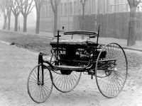 The Benz Patent-Motorwagen No.1 – the Very First of its Kind