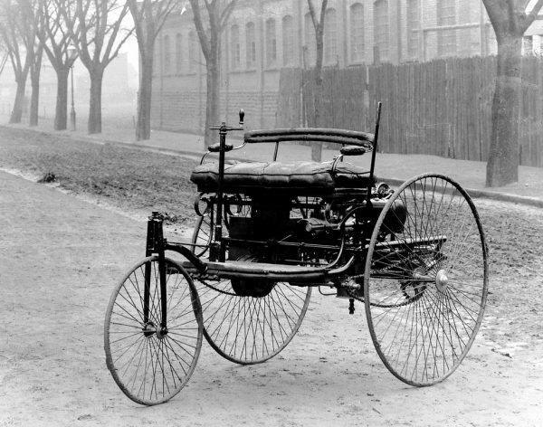 The Benz Patent-Motorwagen (1885)