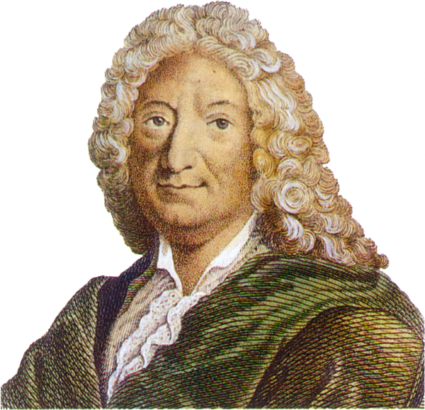 Alain-René Lesage (1668-1747)