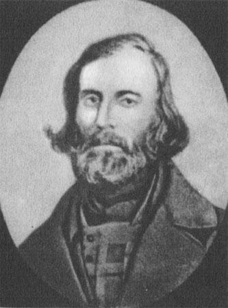 Auguste Laurent (1807-1853)