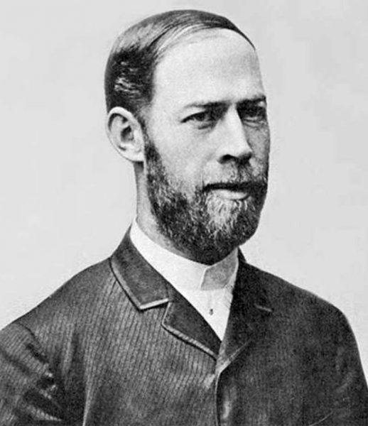 Heinrich Hertz (1857 – 1894)