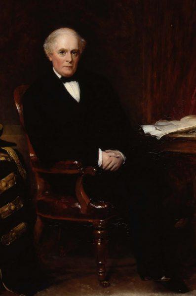 Dominic John Corrigan (1802-1880) / Dominic Corrigan