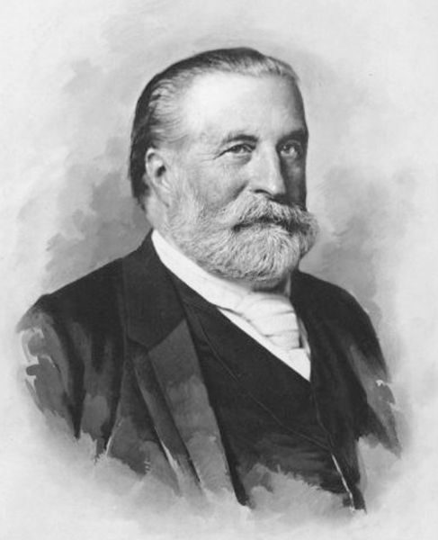 Ernst von Bergmann (1836 - 1907)
