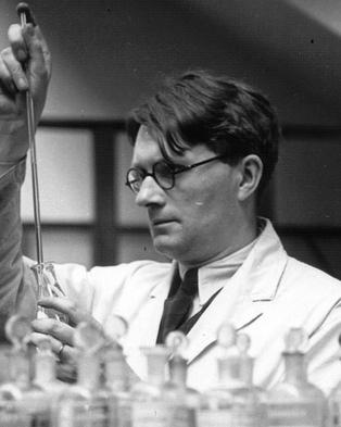 Joseph Needham (1900 - 1995)