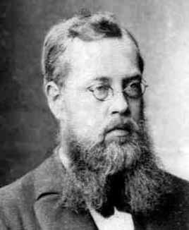 Marius Sophus Lie (17 December 1842 – 18 February 1899)