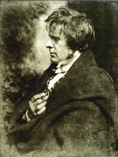 Portrait of David Octavius Hill (1802–1870), Scottish artist and photographer