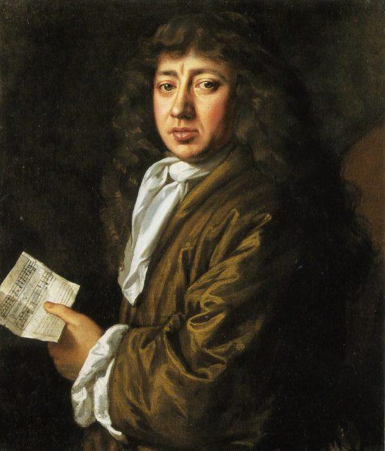 Samuel Pepys (1633-1703), Painting by John Hayls, 1666