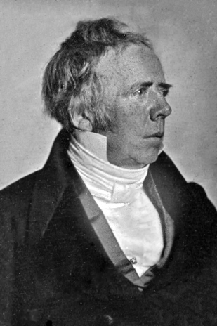 Danish physicist Hans Christian Ørsted (1777-1851)