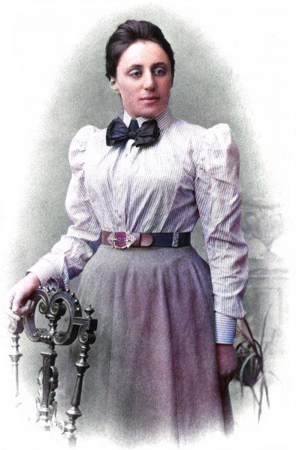 Emmy Noether (1882 - 1935)