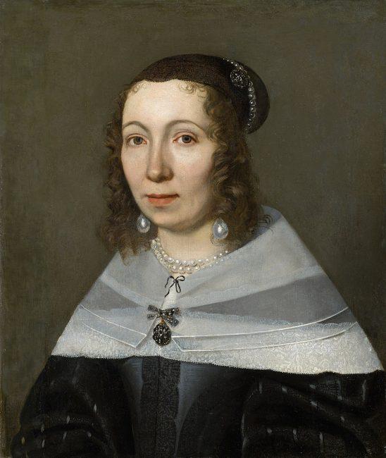 Maria Sibylla Merian (1647-1717), by Jacob Marrel (1679), (Kunstmuseum Basel