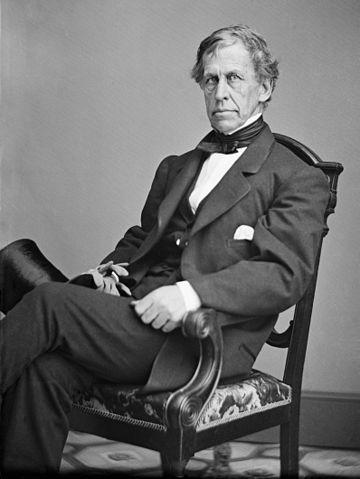 Charles Wilkes (1798 – 1877)