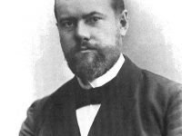 Max Weber – one of the Founders of Sociology