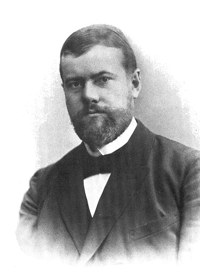 Max Weber (1864 - 1920)